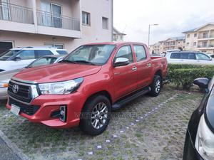 Toyota Hilux 2009 2.5 D-4d 4X4 SRX Red | Cars for sale in Lagos State, Amuwo-Odofin