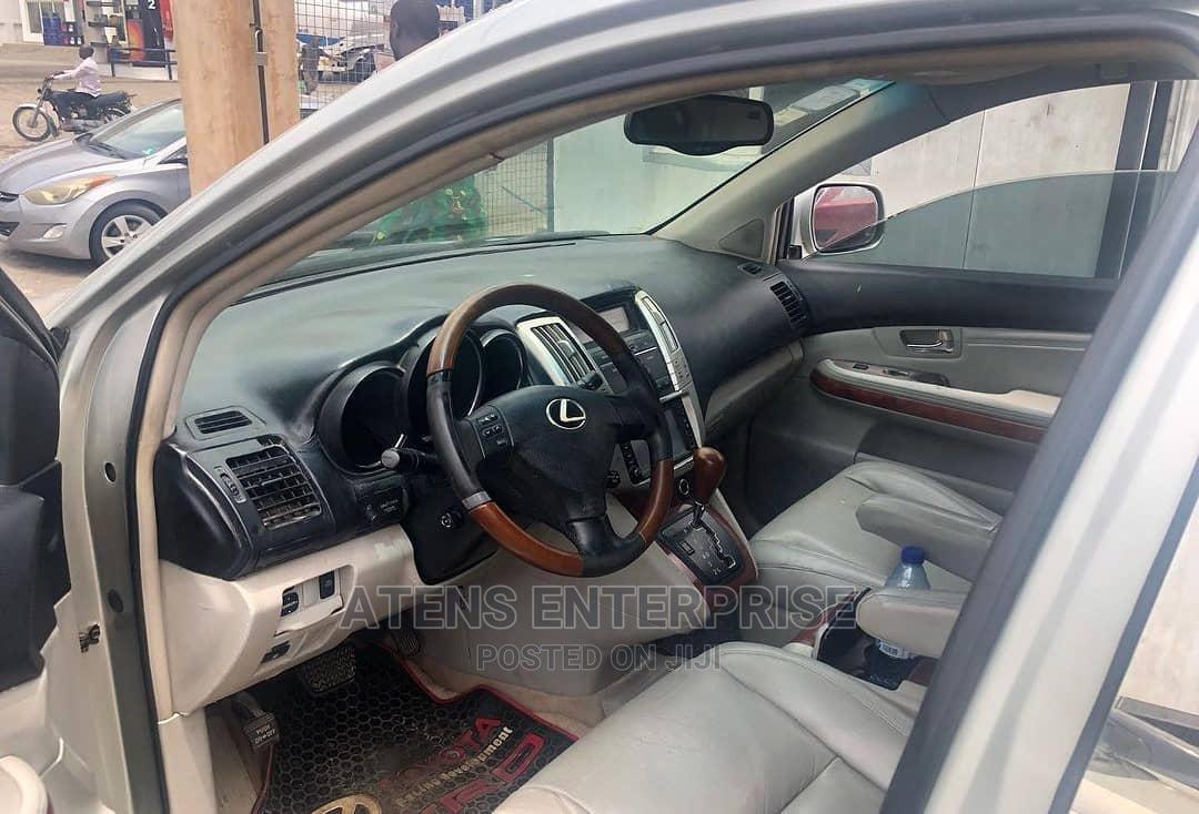 Archive: Lexus RX 2004 330 Gray