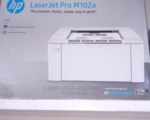 HP PRO M102A Laserjet Printer. Printing Only, Black White   Printers & Scanners for sale in Kaduna State, Kaduna / Kaduna State