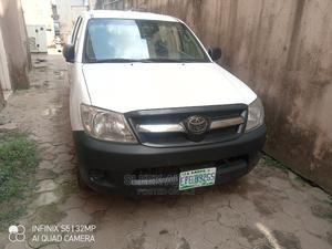 Toyota Hilux 2007 2.0 VVT-i White | Cars for sale in Lagos State, Amuwo-Odofin