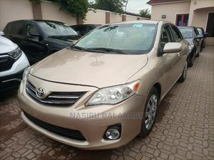 Toyota Corolla 2012 Gold | Cars for sale in Kaduna State, Kaduna / Kaduna State