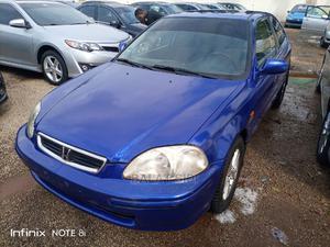 Honda Civic 1997 Blue | Cars for sale in Kaduna State, Kaduna / Kaduna State