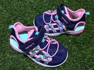 Girls Blue Pink Sandal   Children's Shoes for sale in Lagos State, Agboyi/Ketu