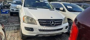 Mercedes-Benz M Class 2007 ML 350 4Matic White   Cars for sale in Lagos State, Ajah