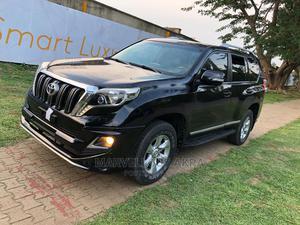 Toyota Land Cruiser Prado 2012 GX Black | Cars for sale in Abuja (FCT) State, Wuse 2