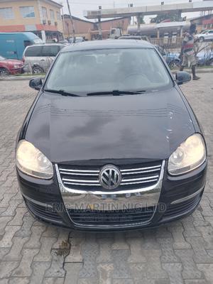 Volkswagen Jetta 2007 2.5 Black   Cars for sale in Lagos State, Surulere