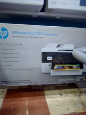 HP Officejet 7720 A3/A4 Printer. | Printers & Scanners for sale in Kaduna State, Kaduna / Kaduna State