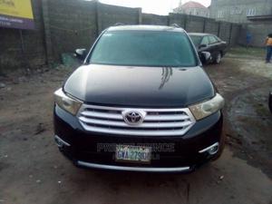 Toyota Highlander 2010 Black | Cars for sale in Lagos State, Ikotun/Igando