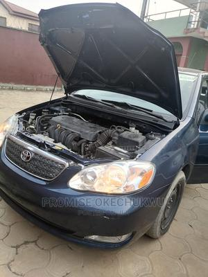 Toyota Corolla 2007 LE Blue | Cars for sale in Lagos State, Isolo