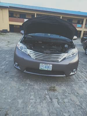Toyota Sienna 2014 Purple | Cars for sale in Lagos State, Surulere