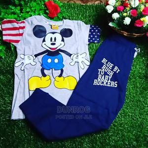 Quality Kiddies Cotton 2 Pieces Cloth From 8yrs to 13yrs | Children's Clothing for sale in Lagos State, Ikeja