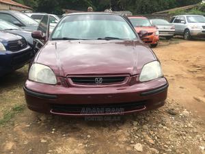 Honda Civic 1999 Red   Cars for sale in Kaduna State, Kaduna / Kaduna State