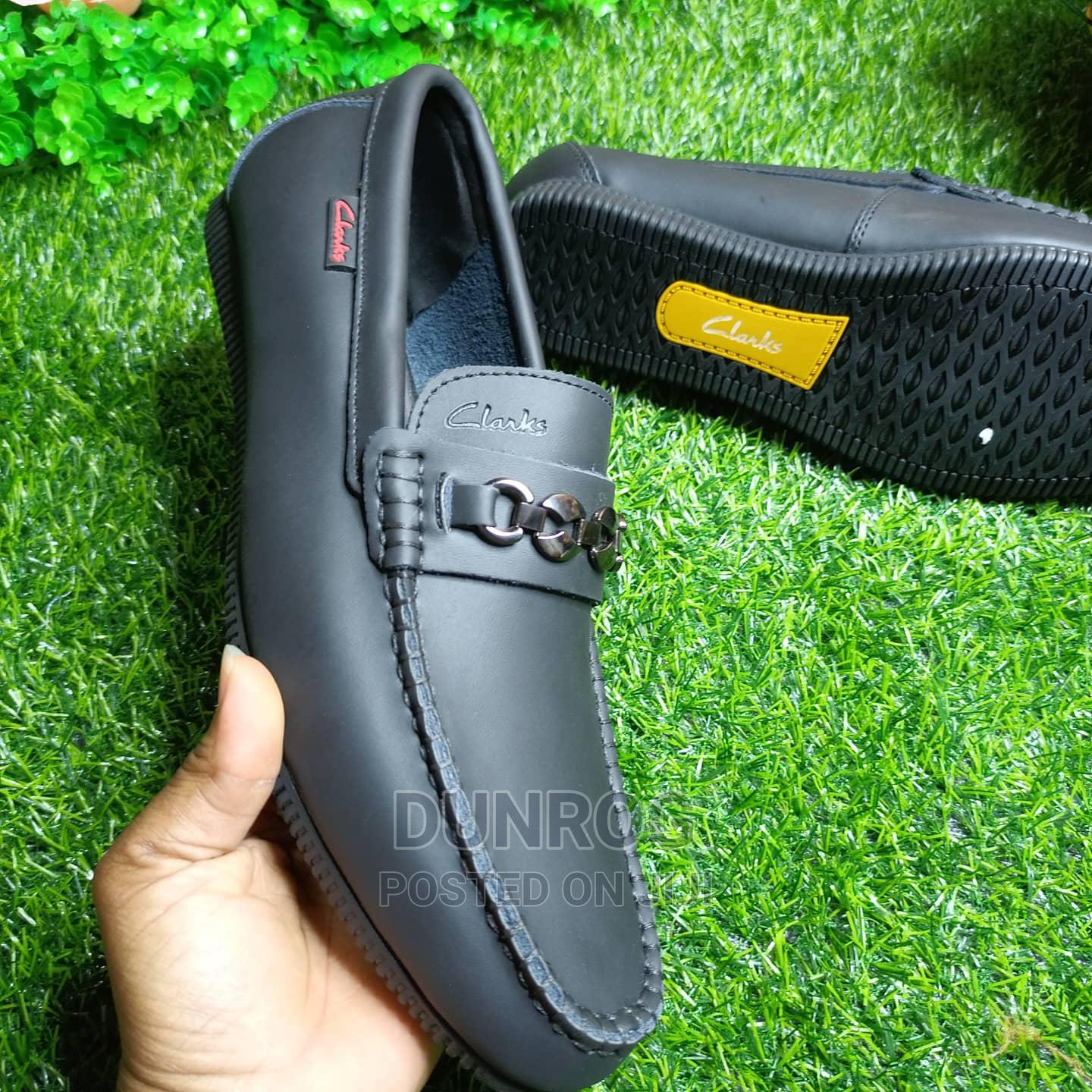 Quality Clarks Mens Loafers From 42 to 45