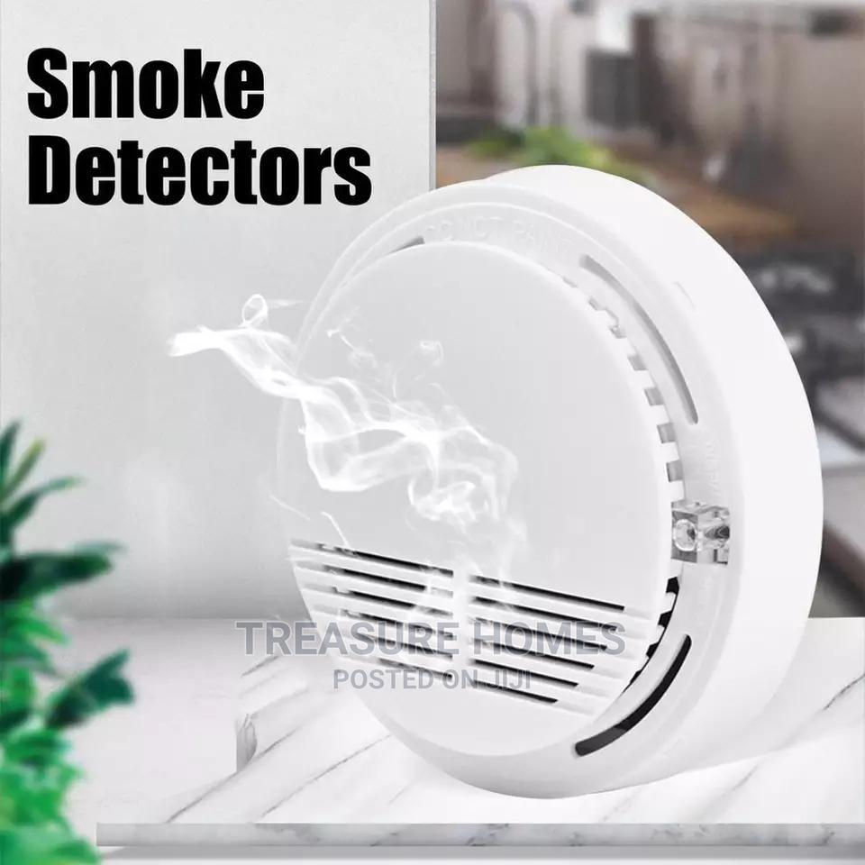 Archive: Howe Wireless Smoke Detector - Alarm