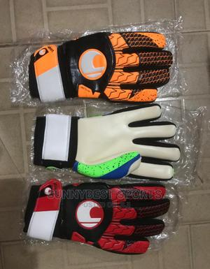 Brand New Goalkeeper Gloves | Sports Equipment for sale in Lagos State, Surulere
