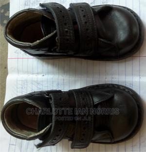 Genuine Pure Leather UK Fairly Used Children Shoe (OK Shoes)   Children's Shoes for sale in Lagos State, Ikeja