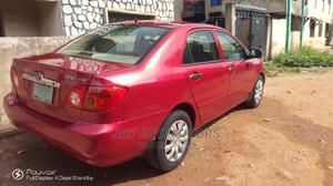 Toyota Corolla 2004 Red | Cars for sale in Oyo State, Ibadan