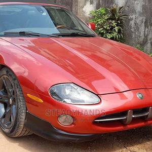 Jaguar X-Type 2003 Red | Cars for sale in Lagos State, Lekki
