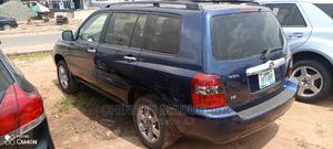 Toyota Highlander 2005 Limited V6 Blue | Cars for sale in Imo State, Owerri