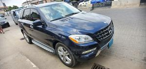 Mercedes-Benz M Class 2014 Blue | Cars for sale in Lagos State, Amuwo-Odofin
