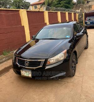 Honda Accord 2008 2.4 EX-L Automatic Black | Cars for sale in Delta State, Ika South