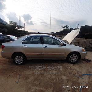 Toyota Corolla 2003 Sedan Automatic Silver | Cars for sale in Rivers State, Port-Harcourt
