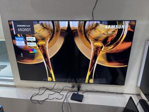 "Samsung 2020 65"" Q90T Flagship QLED 4K HDR 2000 Smart TV   TV & DVD Equipment for sale in Lagos State, Lekki"