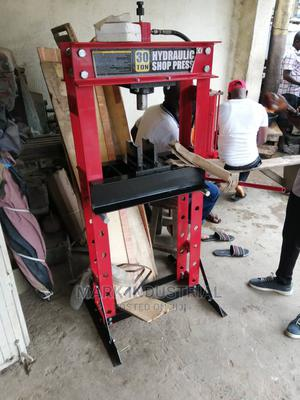 30ton Hydraulic Shop Press | Manufacturing Equipment for sale in Lagos State, Ojo