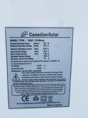 Solar Panels Canadian | Solar Energy for sale in Abuja (FCT) State, Asokoro