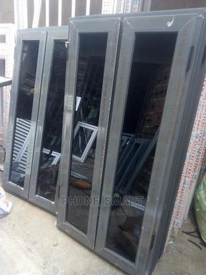 Ebm Gray Window | Windows for sale in Lagos State, Abule Egba