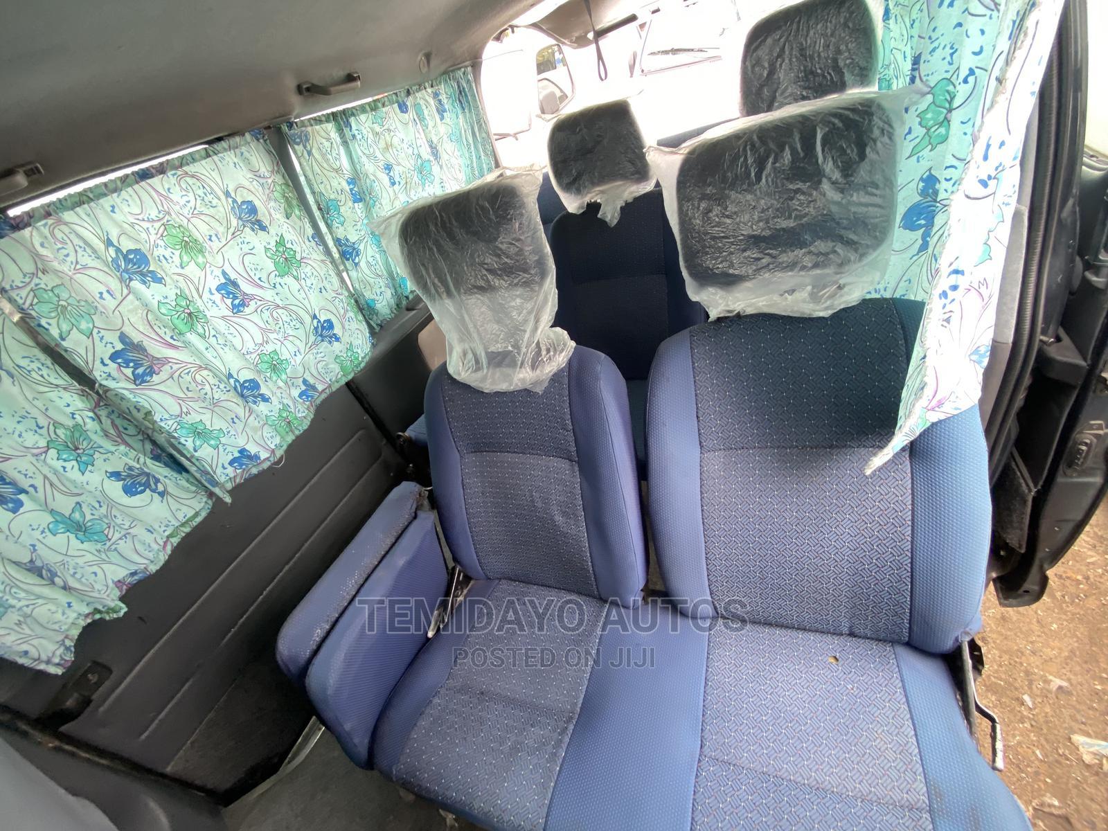 Toyata Bus Haice 2004 14 Passengers | Buses & Microbuses for sale in Apapa, Lagos State, Nigeria
