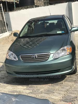 Toyota Corolla 2007 LE Green | Cars for sale in Lagos State, Ajah
