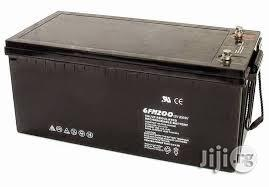 Archive: Used Inverter Battery In Portharcourt