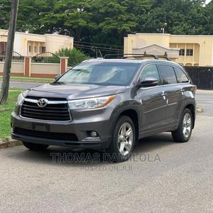 Toyota Highlander 2015 Gray | Cars for sale in Abuja (FCT) State, Wuse 2
