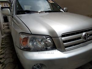 Toyota Highlander 2007 4x4 Silver   Cars for sale in Lagos State, Magodo