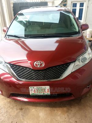 Toyota Sienna 2012 LE 7 Passenger Red | Cars for sale in Ogun State, Sagamu