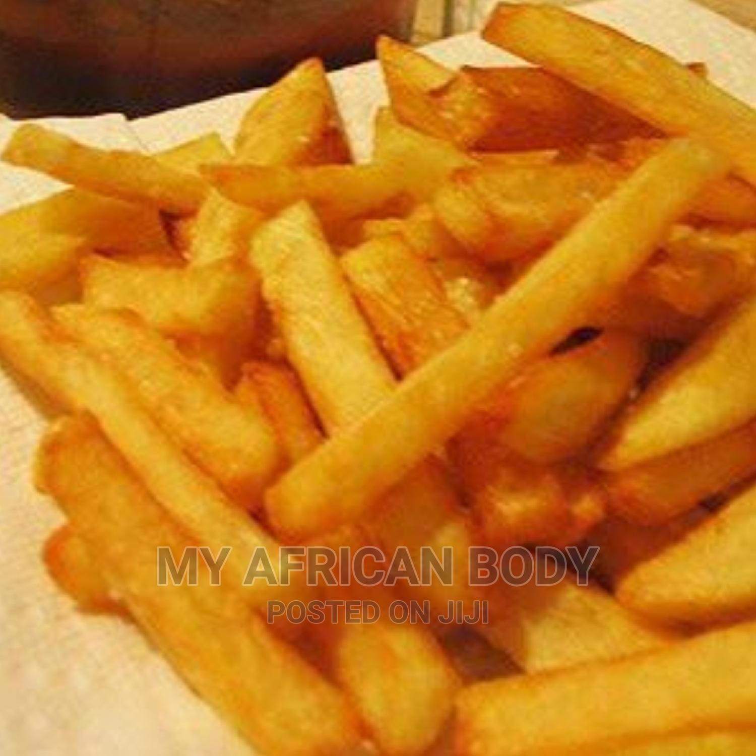 Irish Potato Dat U Can Use 4 Chicken And Chips Potato Fries. | Meals & Drinks for sale in Remo North, Ogun State, Nigeria