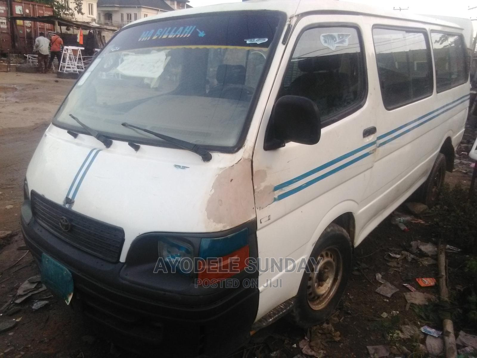 Toyota Hiace Bus 2003 | Buses & Microbuses for sale in Ikeja, Lagos State, Nigeria