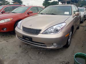 Lexus ES 2005 330 Gold   Cars for sale in Lagos State, Apapa