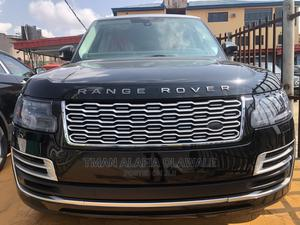 Land Rover Range Rover Vogue 2019 Black | Cars for sale in Lagos State, Ogba