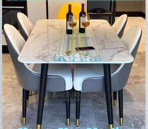 Dinning Table Marble Top   Furniture for sale in Lagos State, Ibeju