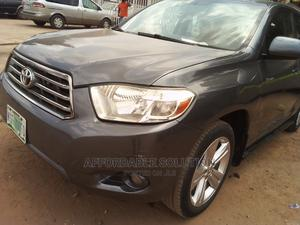 Toyota Highlander 2009 Gray   Cars for sale in Lagos State, Abule Egba