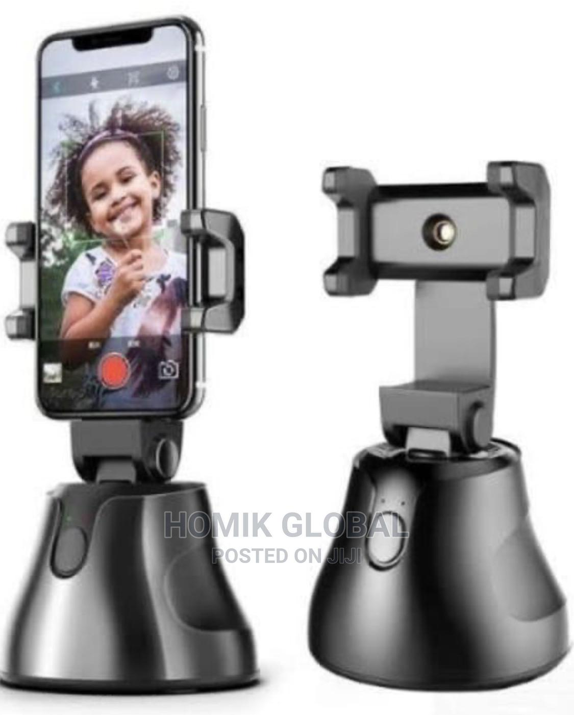Auto Tracking-Shooting 360 Rotation Holder - Robot Cameraman   Accessories for Mobile Phones & Tablets for sale in Abule Egba, Lagos State, Nigeria