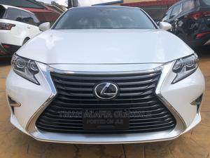 Lexus ES 2019 White | Cars for sale in Lagos State, Ogba