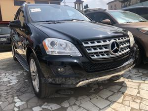 Mercedes-Benz M Class 2011 ML 350 4Matic Black | Cars for sale in Lagos State, Ogba