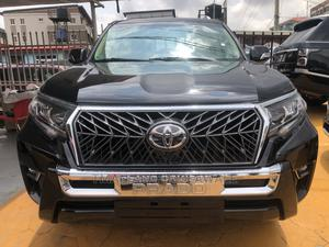 Toyota Land Cruiser Prado 2017 Black | Cars for sale in Lagos State, Ogba