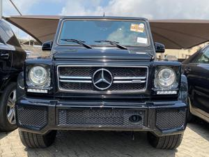 Mercedes-Benz G-Class 2015 Black   Cars for sale in Lagos State, Ikeja