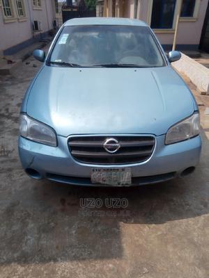 Nissan Maxima 2000 SE Blue | Cars for sale in Ogun State, Ado-Odo/Ota
