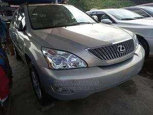 Lexus RX 2004 330 Silver | Cars for sale in Lagos State, Apapa