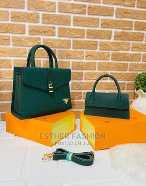 Ladies Quality Quality Genuine Leather Handbag   Bags for sale in Lagos State, Ikeja